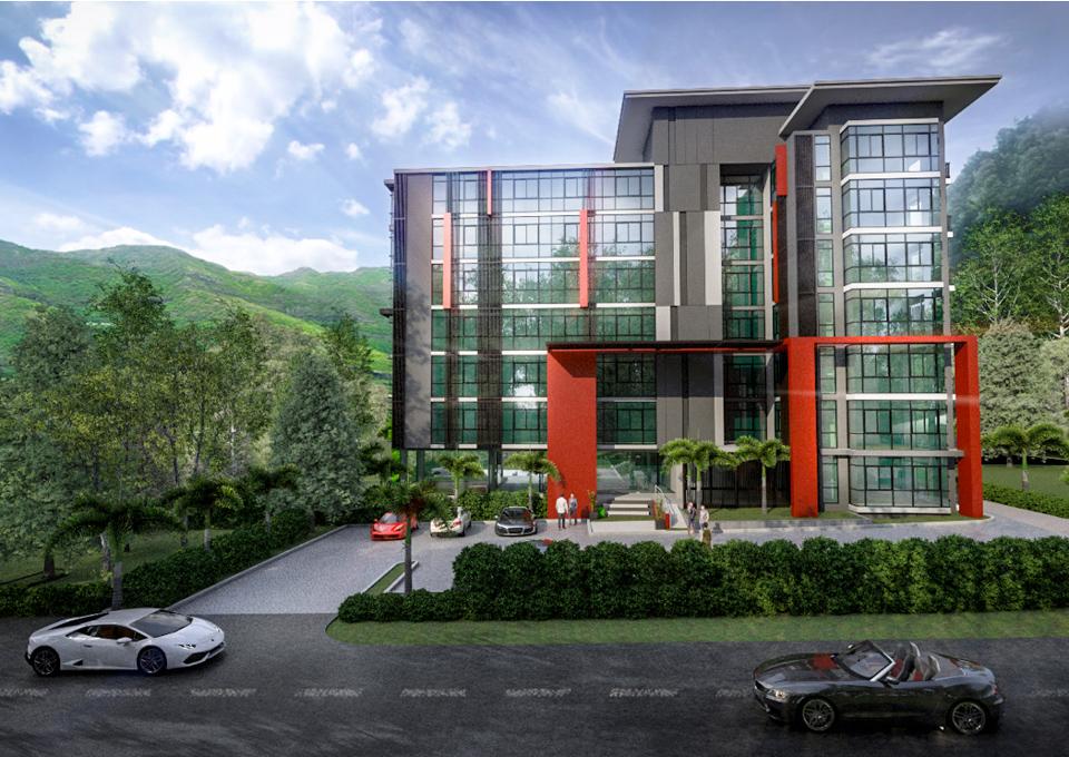 Forest Condominium Khao Yai