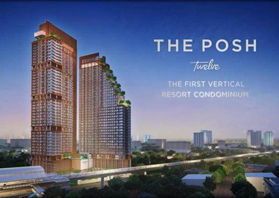 The Posh condominium
